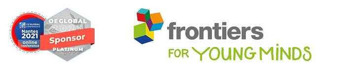 Platimum Sponsor Frontiers for Young Minds