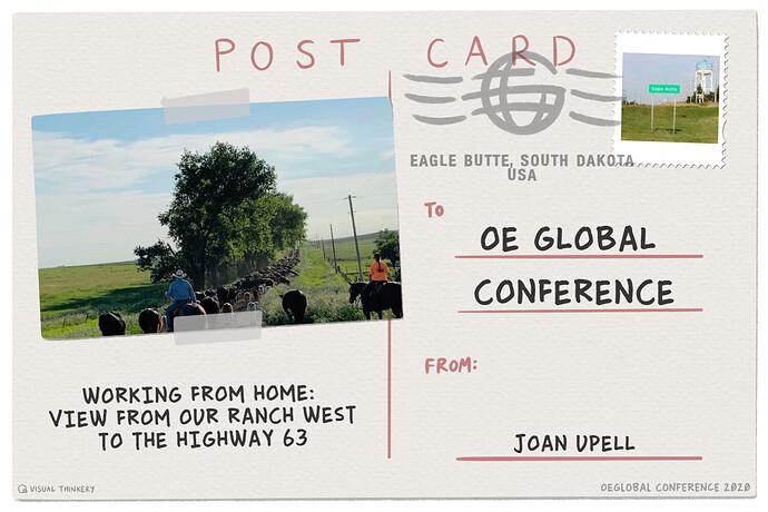 Postcard OE Remix