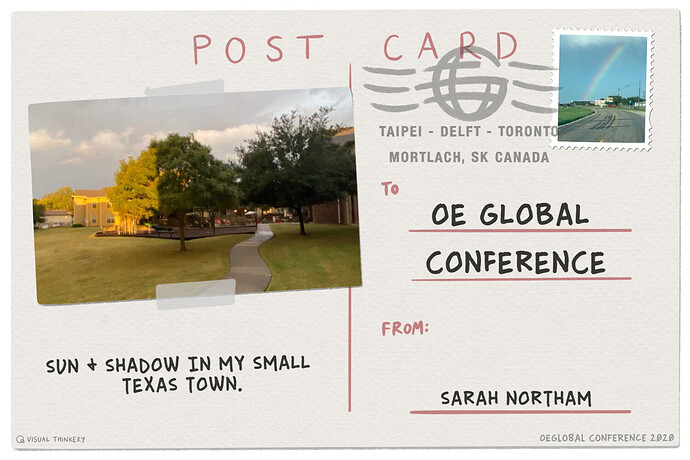 OE Global Postcard