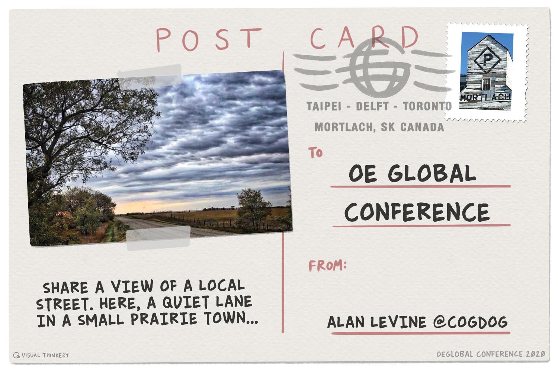 Postcard-street