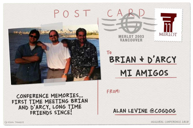 Postcard-confernece-memories